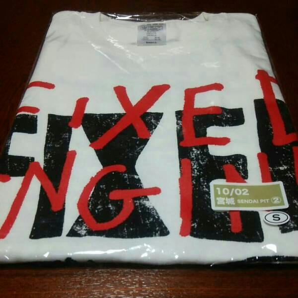 OLDCODEX / FIXED ENGINE TOUR 2016 会場限定Tシャツ Sサイズ 10/2 仙台 ライブグッズの画像