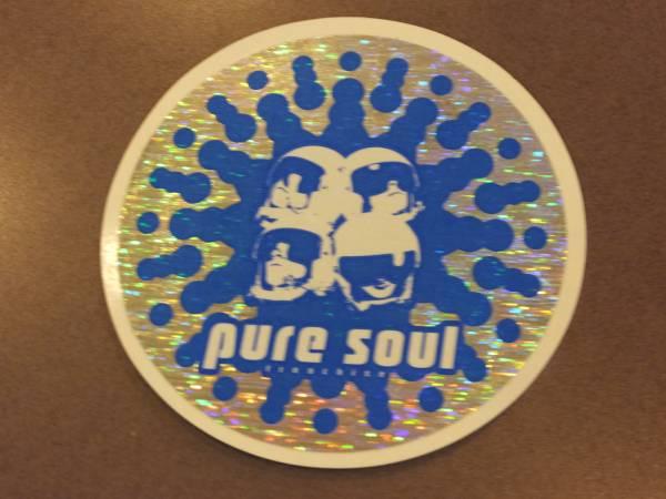 GLAY pure soul スッテカー 未使用