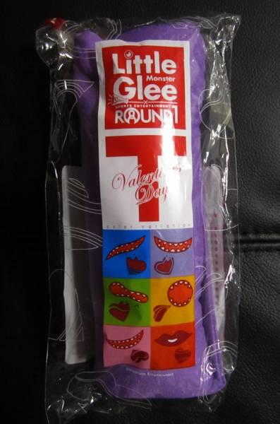 未使用 Little Glee Monster×ラウンドワン☆リトグリTシャツ 紫 S
