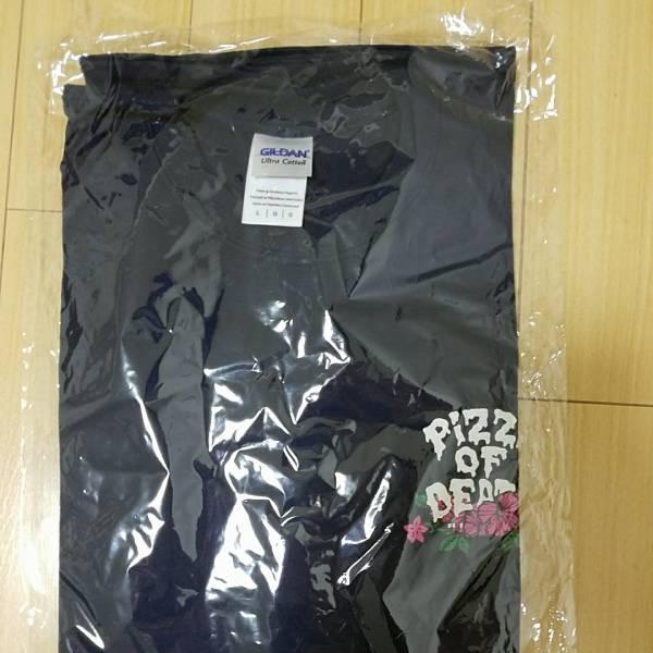 PIZZAOFDEATH WANIMA ken yokoyama Tシャツ ライブグッズの画像
