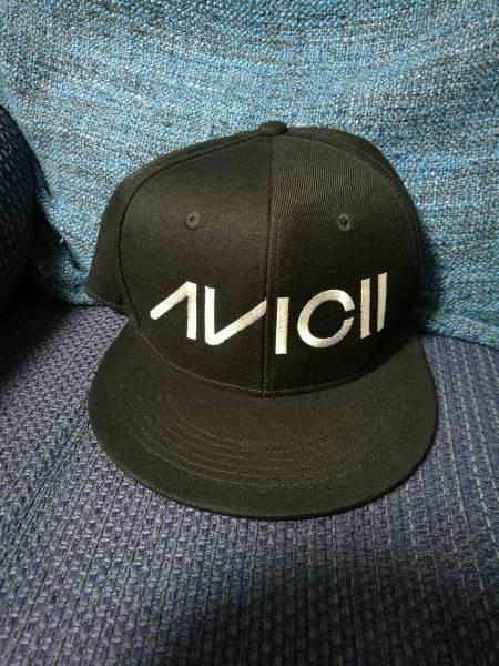 AVICII 日本ツアー 限定品 スナップバック キャップ 帽子
