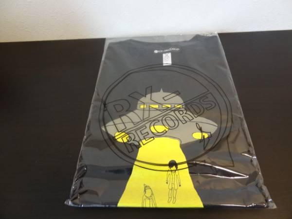 [Alexandros]  We Come In Peaceツアー 宇宙人Tシャツ ブラック サイズM