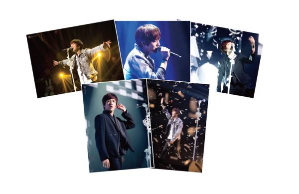 CNBLUE チョンヨンファ ONE MORE FINE DAY 公式ポスター5枚セット 筒ケース付き
