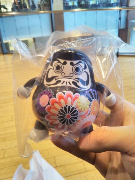 DARUMA CLUB VOL.1 JAPAN STYLE DARUMA 開封品