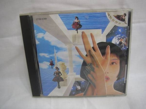 D1 松任谷由実 Delight Slight Light KISS  CDアルバム リフレインが叫んでる 等_画像1