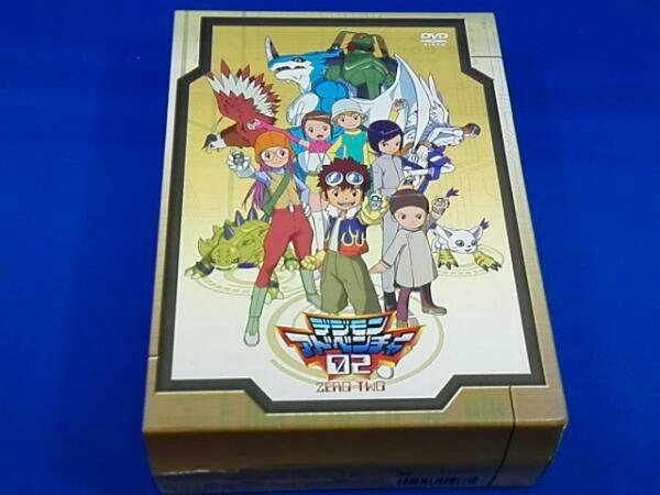 デジモンアドベンチャー02 DVD-BOX グッズの画像