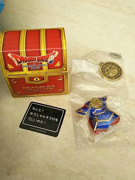 複数あり 鎧 ヨロイ USJ ドラゴンクエスト たからばこ コレクション コレクタブルフィギア ロト 宝箱 グッズの画像