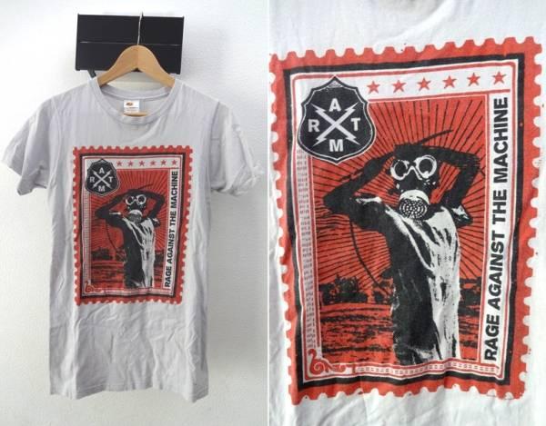 レア物■Rage Against the Machine:レイジアゲインストザマシーン■オフィシャル品■切手モチーフ Tシャツ■90s ビンテージ