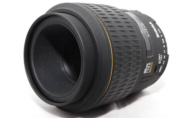 ★大人気★SIGMA シグマ AF 105mm F2.8D EX MACRO Nikonマウント 現状品