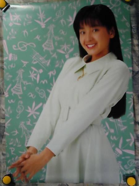b23【大型ポスターA1】宮沢りえ/maxellカセット販促用非売品ポスター/b