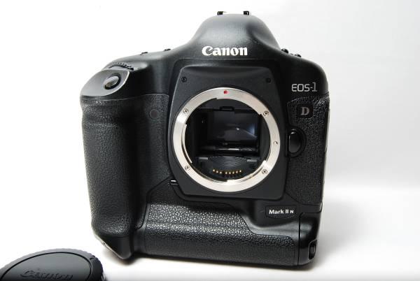 貴重な超極上品★ CANON キャノン EOS 1D Mark II N ボディ 超レア★1412