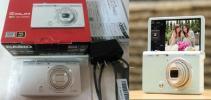 CASIO カシオ デジカメ EXILIM HS EX-ZR60 自分撮りモード デジタルカメラ 自撮りメイクアップモード 1610万画素 箱 付属品