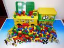 LEGO/レゴ デュプロ大量 楽しいどうぶつえん&なかよしどうぶつえんバス&2224他