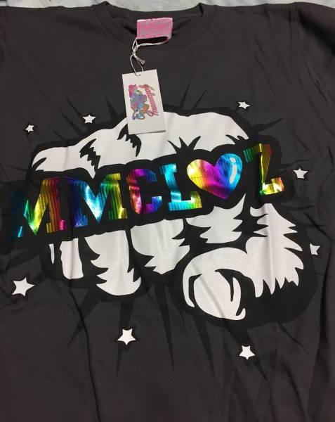 新品 ももいろクローバーZ×ギャラクシー コラボ拳Tシャツ Mサイズ galaxxxy 黒色 ブラック ももクロ ライブグッズの画像