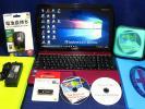 【10周年感謝祭】液晶超美T552/47FR W10 i5-3210M 爆速新品SSD240GB/8GB/BluRay/WLAN/HDMI&WEBカメラ、高音質サウンド/極上