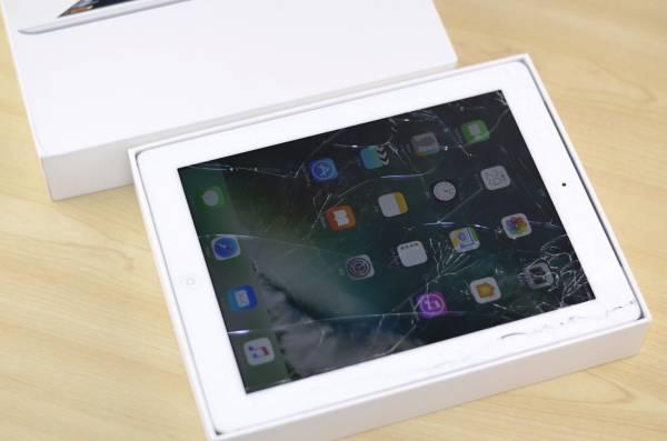1円~ジャンク品 SoftBank iPad4 16GB MD525J/A 利用制限○1 Wi-Fi-Cellular