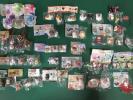 夏目友人帳 アニメ放送記念 ニャンコ先生 ガチャまとめ売り 50種以上!! レア・初期多数 最落なし