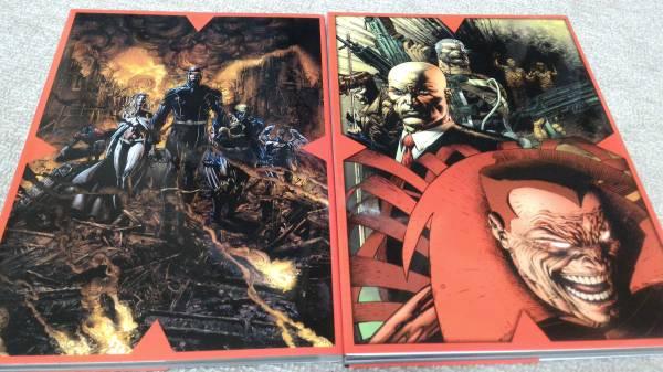 X-MEN:メサイア・コンプレックス Vol.1と2セット マーベル アメコミ_画像2