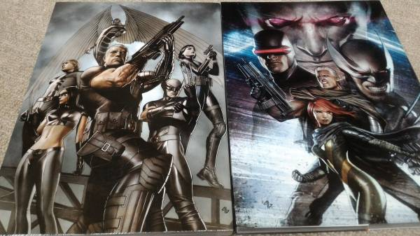 X-MEN セカンド・カミング Vol.1と2セット マーベル アメコミ_画像2