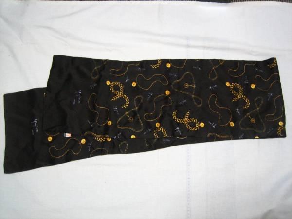 石原裕次郎 マフラー(スカーフ地)絹100% 日本製 未使用♪♪♪