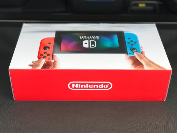 新品 未開封Nintendo Switch Joy-Con (L) ネオンブルー/ (R) ネオンレッド 任天堂 ニンテ