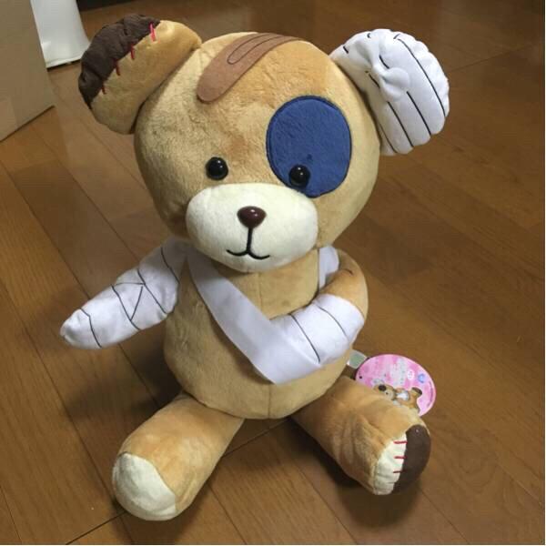 【新品】ガールズ&パンツァー ボコ XLぬいぐるみおいらジャンボな本格仕様 ガルパン 三 グッズの画像