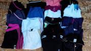 18枚 まとめ M レディース ジャージ まとめ売 スポーツ ジャケ Tシャツパンツ人気年に一度!ナイキ プーマ ニューバランス(4-4女子ゴルフ