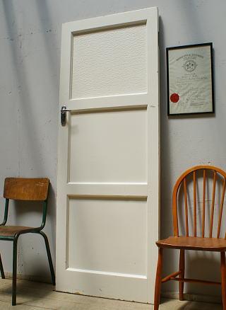 イギリス アンティーク 木製ドア 扉 建具 6401_画像2
