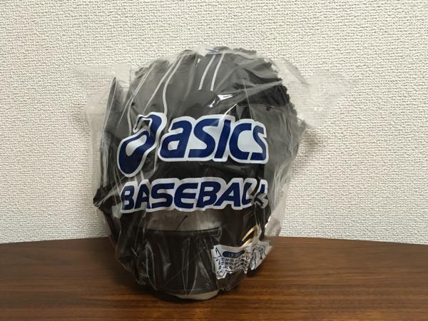 大谷翔平モデル asics 軟式グラブ 未使用品