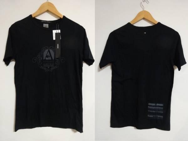 ★未使用ATSUSHI SAKURAI櫻井敦司DRONE Tシャツ日本製ブラック1バクチクBUCK-TICK