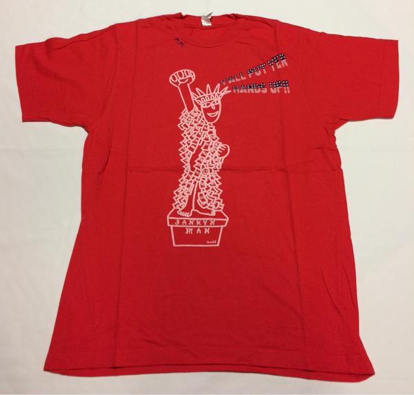 ユニコーン ツアーグッズ 赤Tシャツ M 未使用 奥田民生UNICORNABEDONRCM ライブグッズの画像