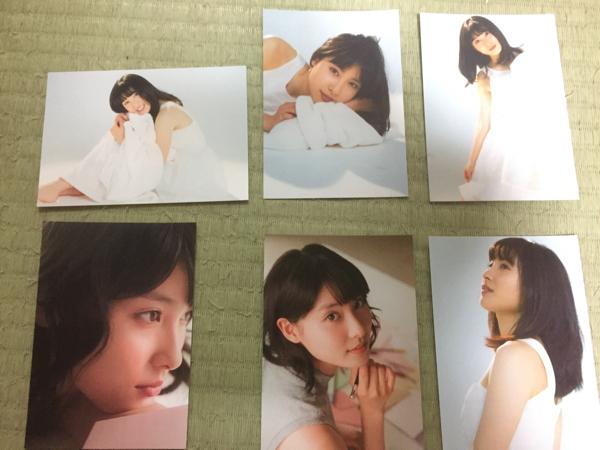 土屋太鳳さん 写真6枚セット2
