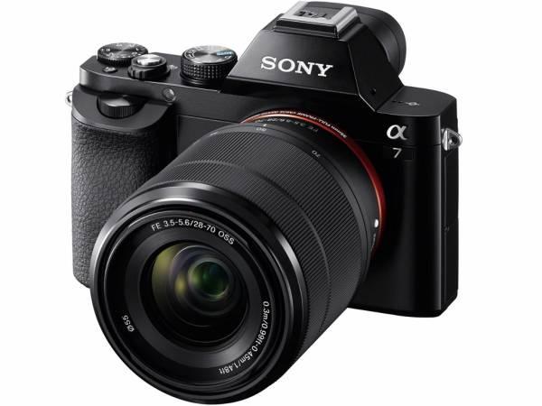●●●メーカー保証付き 展示品 SONY α7 ILCE-7K ズームレンズキット フルサイズセンサーを搭載したミラーレス一眼カメラ●●●