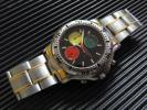 kqtsd989 - □■JEAN CHRIS CHRONO メンズ クロノ 腕時計 ジャンク