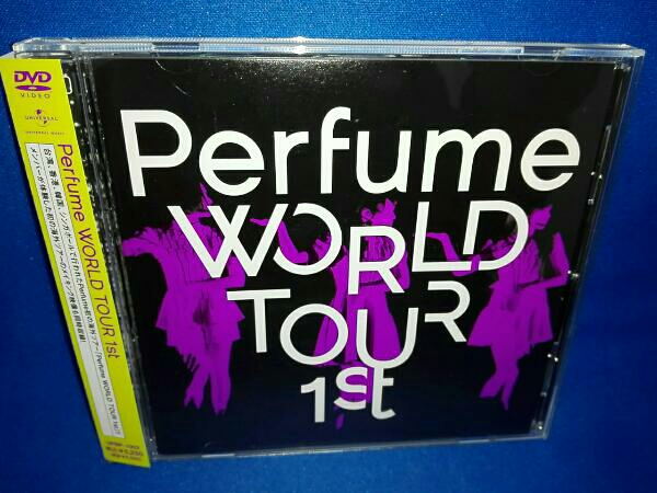 Perfume WORLD TOUR 1st ライブグッズの画像