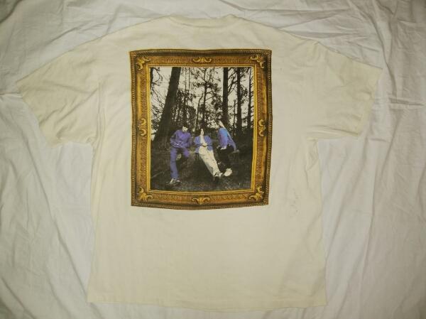 激レア 90s 93 PRIMUS フォトT Tシャツ Nirvana SUB POP Dinosaur Jr. FUGAZI Rage Against the Machine lollapalooza Sonic Youth バンドT