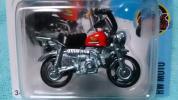 HW HONDA MONKEY Z50/ホンダ モンキー/HW MOTO (レッド)