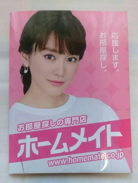 桐谷美玲 ホームメイト 最新 ファイル グッズの画像