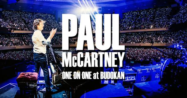 「paul mccartney one on one tour 2017budokan」の画像検索結果