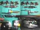 エアーベルトサンダー エスコ 16000rpm/10x330mm EA163DA とSTRAIGHT製エアーソー サビ取り半蔵