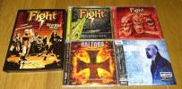 FIGHT HALFORD CD DVD リマスター 未開封有り JUDAS PRIEST ジューダスプリースト