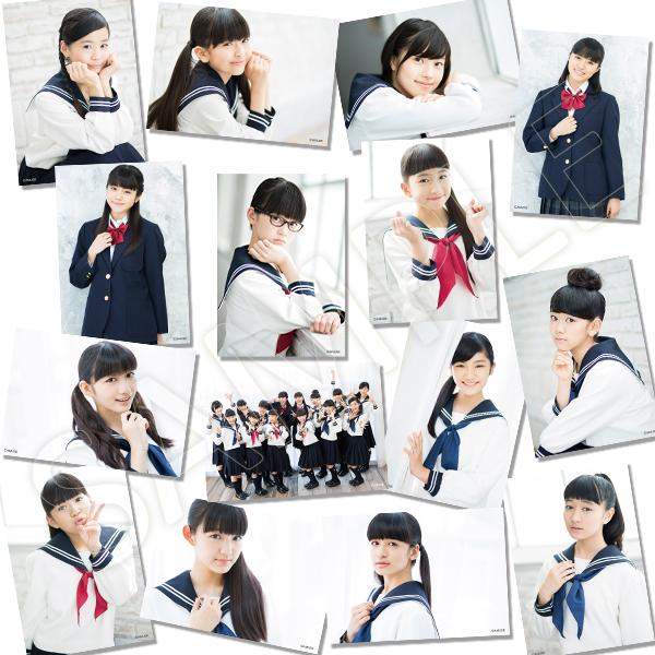 さくら学院 「秋桜学園合唱部」 フォトセット(15枚セット) アスマート公式販売