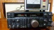 KENWOOD HF TRANCEIVER TS-850S_AT 10W ジャンク
