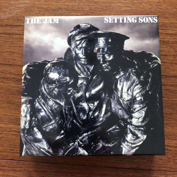 The Jam Disk union 特典紙ジャケCD収納ボックス ジャム Paul Weller ポールウェラー The Style Council スタイルカウンシル