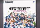 103☆2CD THE IDOLM@STER 765PRO ALLSTARS+GRE@TEST BEST! LOVE&PEACE!