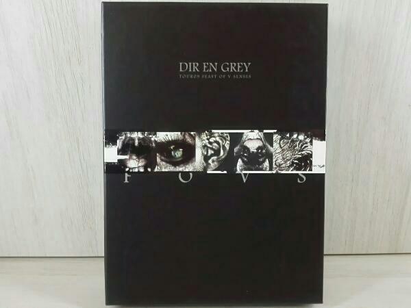 DIR EN GREY TOUR09 FEAST OF V SENSES DVD ライブグッズの画像