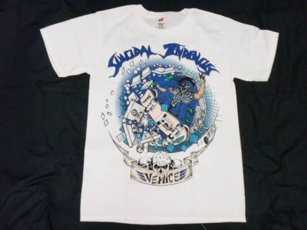 SUICIDAL TENDENCIES スイサイダル テンデンシーズ Tシャツ S バンドT ロックT Anthrax