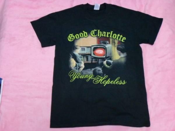 GOOD CHARLOTTE グッド シャーロット Tシャツ S バンドT ロックT Green Day Sum 41 Punk グッズの画像
