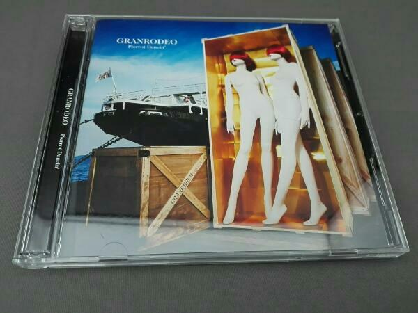 GRANRODEO 「Pierrot Dancin'」(初回限定盤)(DVD付) ライブグッズの画像