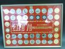 gu0114a001754 美品 EXPO'70 日本万国博覧会 PAVILION パビリオン観覧記念メダル 40枚